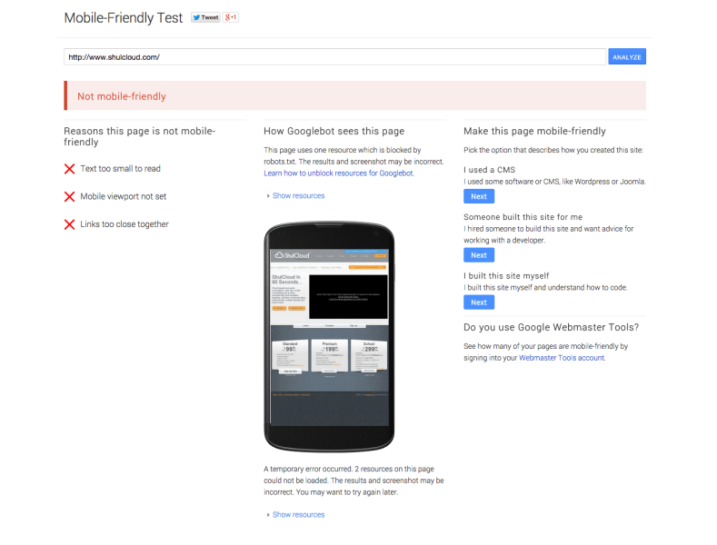 google-mobile-friendly-test-tool