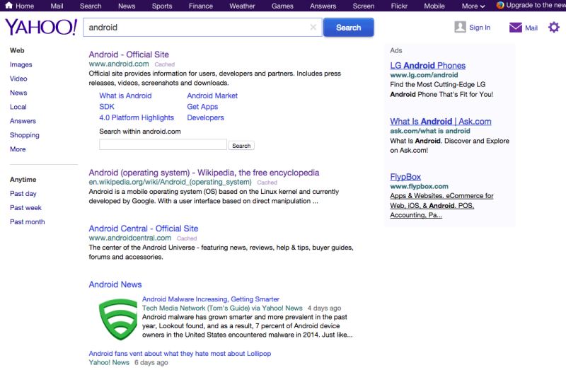 yahoo-search-old-interface